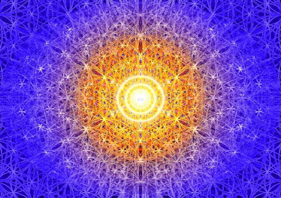 Je škoda, že většina znás vnímá svět pouze skrze své tělo, když bychom na něj mohli nahlížet skrze svou dokonalou duši